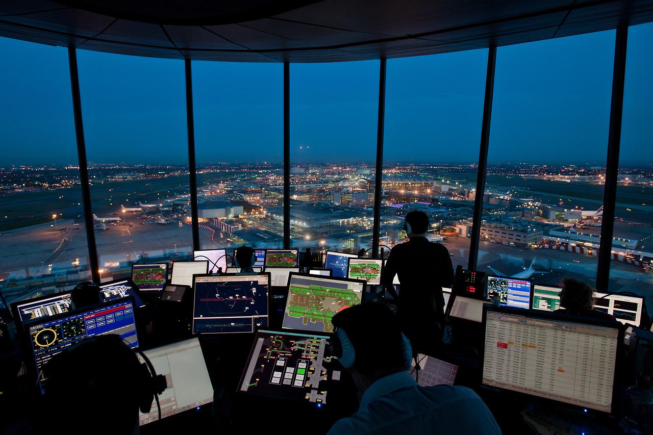Dating an air traffic controller